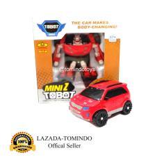 Diskon Besartomindo Toys Tobot Mini Z Mainan Anak Mainan Robot