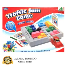 Tomindo Toys Traffic Jam Game / Permainan Asah Otak - 8109 By Tomindo.