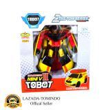 Jual Tominto Toys Tobot Ii Exploration Mini V Kuning Mainan Anak Mainan Robot Tomindo Toys Grosir