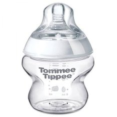 Jual Tommee Tippee Closer To Nature 150Ml Bottles 1 Pack With Nature Slow Flow Teat 0M Tommee Tippee Original
