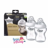 Spesifikasi Yooberry Tommee Tippee Closer To Nature Botol Susu Bayi 260 Ml Twin Pack Terbaru