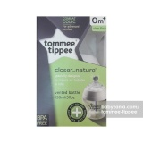 Toko Tommee Tippee Combat Colic Vented Bottle 150Ml 1 Pack With Slow Flow N*ppl* 0M Termurah