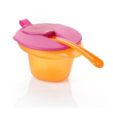 Promo Tommee Tippee Explora Cool And Mash Weaning Bowl Murah