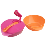 Spesifikasi Tommee Tippee Explora Easy Scoop Feeding Bowl Bpa Free Anti Bocor Pink Paling Bagus