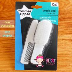 Yooberry Tommee Tippee Sisir Bayi Brush And Comb Set By Yooberry.