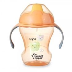 Toko Tommee Tippee Training Sippee Cup With Handle 7M Orange Apple Online Terpercaya