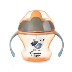 Beli Tommee Tippee Weaning 1St Sippee For Baby Cup 4M Orange Bird Kredit Indonesia