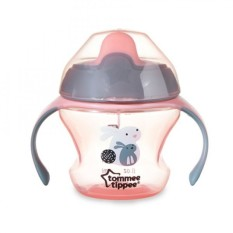 Beli Tommee Tippee Weaning 1St Sippee For Baby Cup 4M Pink Rabbit Tommee Tippee Online
