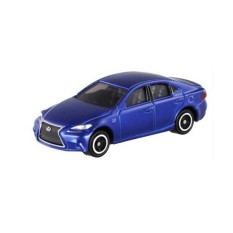 TOMY Multi-kartu Simulasi Alloy Car Model Mobil Childrens Toy Car Simulasi Car Series #100 Lexus ADALAH 350 F SPORT 467427-Intl