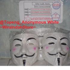 Topeng Anonymous / Topeng Vendeta / Topeng  HACKER