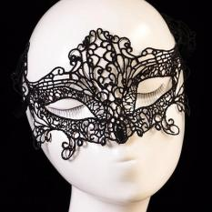 Topeng Party Pesta Wanita - Sexy Mask New Branded - 004 - Hitam