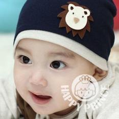 Topi Kupluk Anak Bayi Balita Motif Beruang