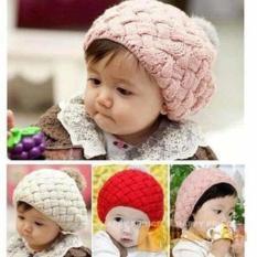 Topi Rajut - Pineapple Hat