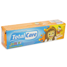 Total Care Pasta Gigi/Toothpaste Junior Juicy Orange 50gr - FSG006