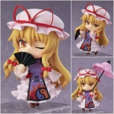 Touhou Project Yakumo Yukari Boxed PVC Action Figure Model Collection Toy Gift 10cm GSC Nendoroid - intl