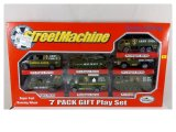 Harga Toy Pro Engine Series Streetmachine Miniatur Mobil Tentara 7Set Asli Toy