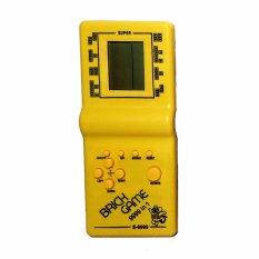 Toylogy Mainan Anak Game Tetris ( Brick Game Tetris) Merah, Hijau, Biru, Kuning By Toylogy.
