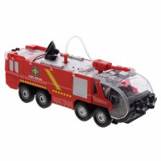Toylogy Mainan Anak Mobil Pemadam Kebakaran ( Fire Squad Firemen Truck )
