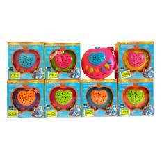 Toylogy Mainan Edukasi Anak Muslim - Apple Quran/apple Learning Quran - Multicolour By Toylogy.