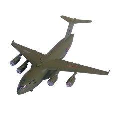 Jual Toylogy Mainan Pesawat Terbang Pesawat Militer Die Cast Metal Aircraft Millitary 9020 Light Green Online
