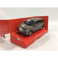 Model Toyota Kijang Innova Mocca Skala 1 36 Welly Nex 96Aba5 Original Asli Terbaru