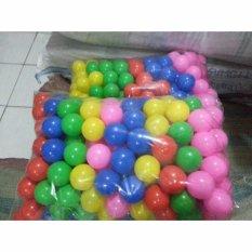 Toys Empire - Bola Mandi Anak Anak2 Bahan Plastik Tebal Harga Promo Sni 50 Pcs / Pak By Toys Empire.