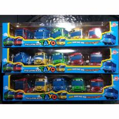 Toys Empire - The Little Bus Tayo Isi 5Pcs