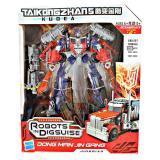 Transformer Car Taikongzhans Optimus Prime Mobil Robot Original