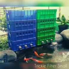 Promo Trickle Filter Kolam Ikan Koi 4 Susun Small Multi