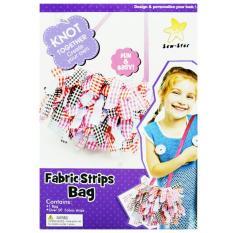 TSH Mainan Edukasi Art Fabric Strip Bag Kreatif - Mutli Colour