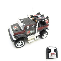 Beli Tsh Mainan Mobil Remote Control Mobil Rc Car Jeep King Driver Hitam Online Terpercaya