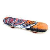 Harga Tsh Skateboard Anak Uk Large 1 Buah Kaki Besi Corak Abstrak Satu Set