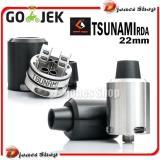 Beli Tsunami Rda 22 Mm By Geekvape Tank Rda Cocok Untuk Pico Subox Dll 5669Ae Original Asli Yang Bagus