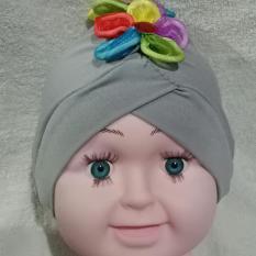 Turban Bayi Anak Miniflow hijab kerudung aksesories headband
