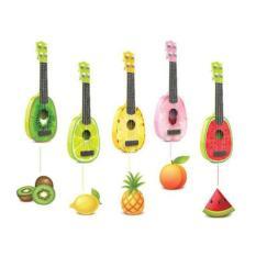 Beli Ukulele Gitar Mainan Gambar Buah Buahan Cicilan
