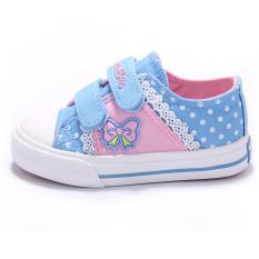 Spesifikasi Ukuran Putri Sepatu Sepatu Anak Perempuan Anak Anak Sepatu Kanvas Dan Harga