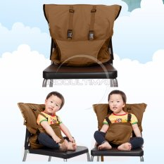 Ultimate Pengaman Duduk Bayi Universal / Portable Baby safety chair cover sack n