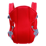 Universal Multifuctional Baby Sling Backpack Tas Gendong Bayi Red Indonesia