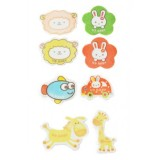 Jual Us Baby Mosquito Repellent Patch 24 Pcs With 3M Sticker Embossed Di Bawah Harga