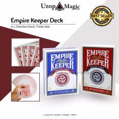 Empire Keeper - alat sulap - uzop magic - kartu sulap