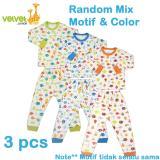Beli Velvet Junior Basic Baby Setelan Panjang Oblong Celana Panjang Isi 3 Pcs S Murah Dki Jakarta