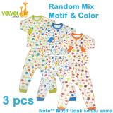 Beli Velvet Junior Basic Baby Setelan Panjang Oblong Celana Panjang Isi 3 Pcs Xxl Terbaru