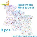 Review Pada Velvet Junior Basic Baby Setelan Pendek Oblong Celana Pendek Isi 3 Pcs Xxl