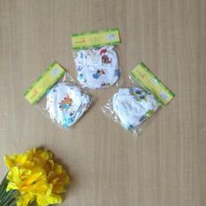 Velvet Sarung Tangan Kaki Bayi Playtime Dino Per 3 Pasang - 231