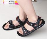 Obral Korea Fashion Style Baru Anak Anak Anak Laki Laki Remaja Sandal Pantai Sandal Summer Murah
