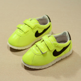 Spesifikasi Korea Fashion Style Musim Semi Baru Anak Anak Sepatu Olahraga Paling Bagus