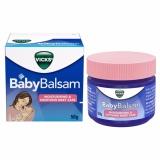 Cara Beli Vicks Baby Balsam 50Gr
