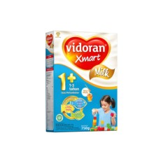 VIDORAN Xmart 1 + Madu Susu Box 750g / 750 g