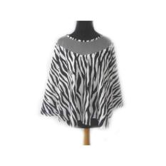 Harga Hemat Vitorio Apron Melingkar Motif Zebra