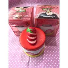 Vlampo Strawberry Cupcake - 3Jdl62
